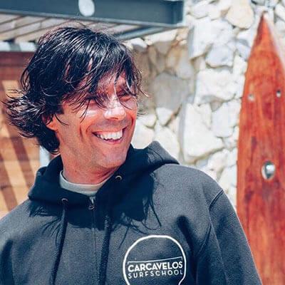 Pedro Carichas – Professor