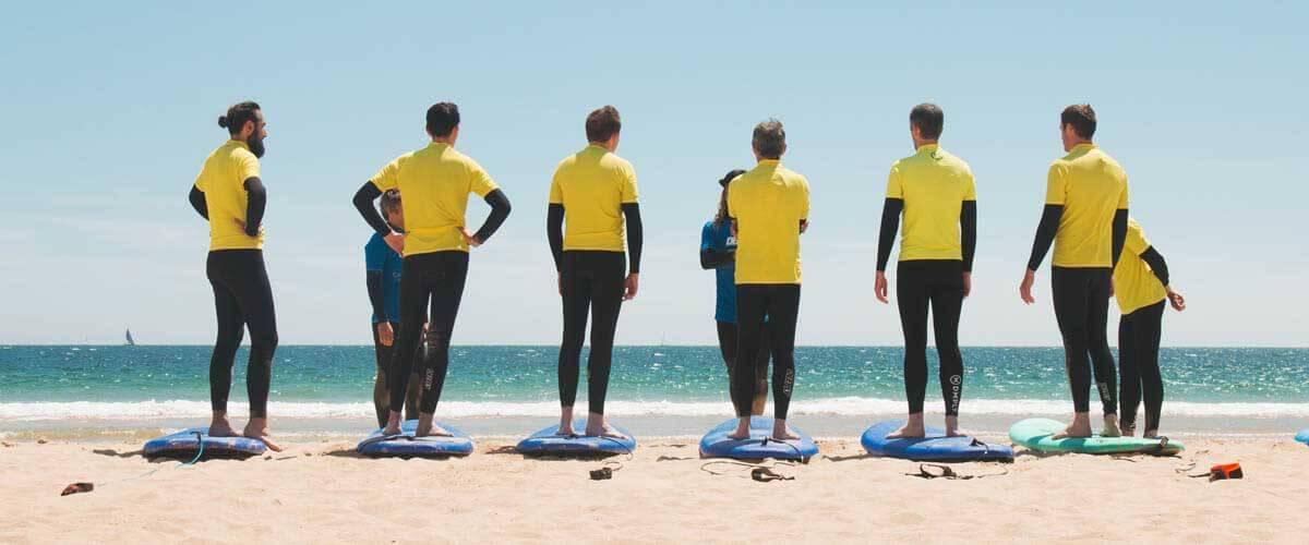 Carcavelos Surf School Foto 4