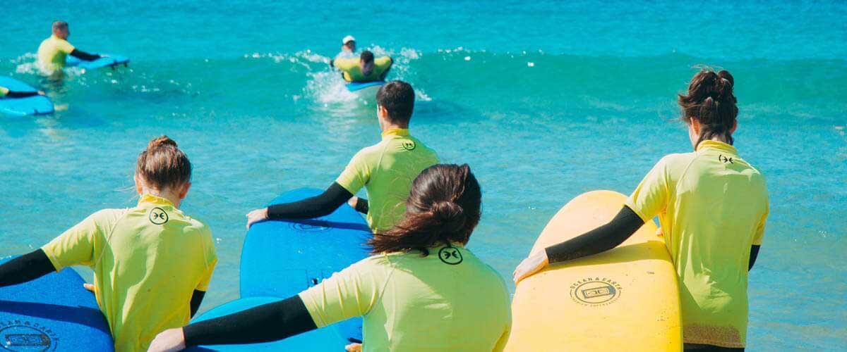 Carcavelos Surf School Foto 5