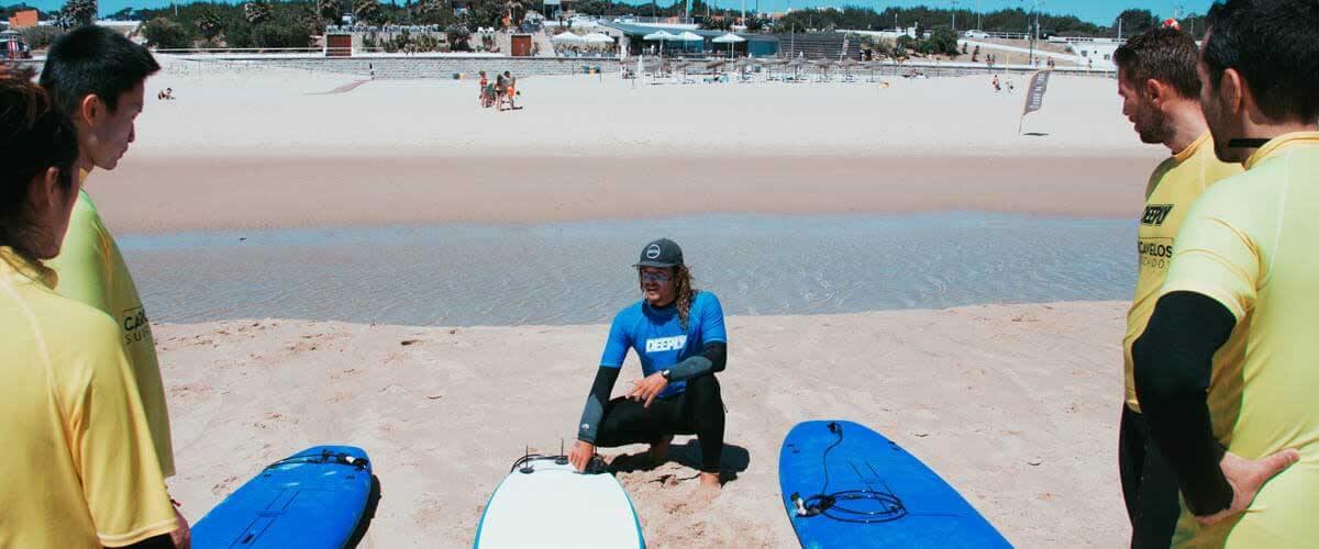 Carcavelos Surf School Foto 7