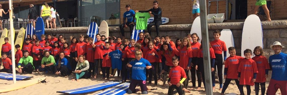 ATL de Surf Carcavelos