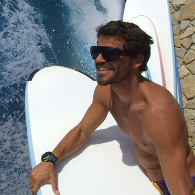 Pedro Elias - Surf Manager