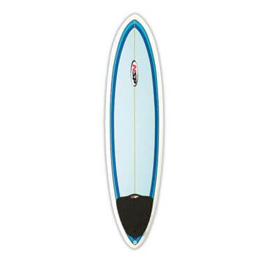 Aluguer de Pranchas de Surf - Modelo 2