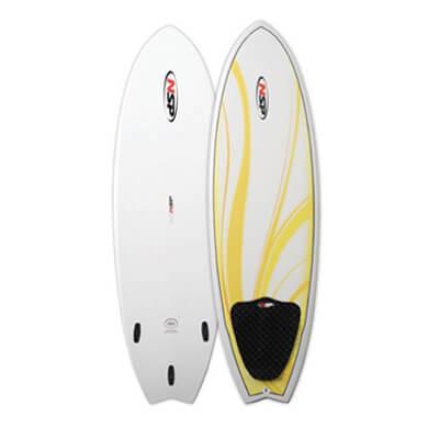 Aluguer de Pranchas de Surf - Modelo 3