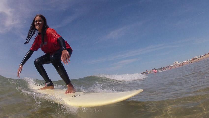 7 razões para começar a surfar