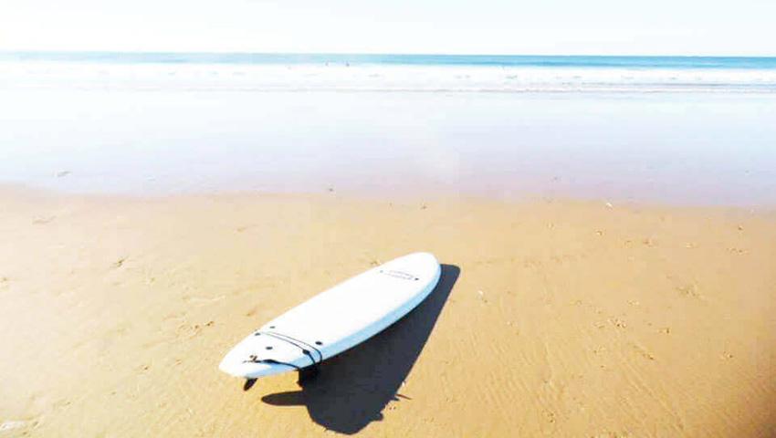 Aluguer de pranchas e fatos de surf