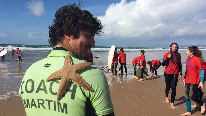 Dicas para aprendera surfar