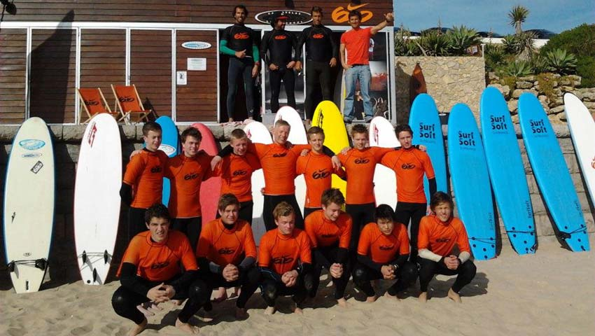 How to choose a Surf School