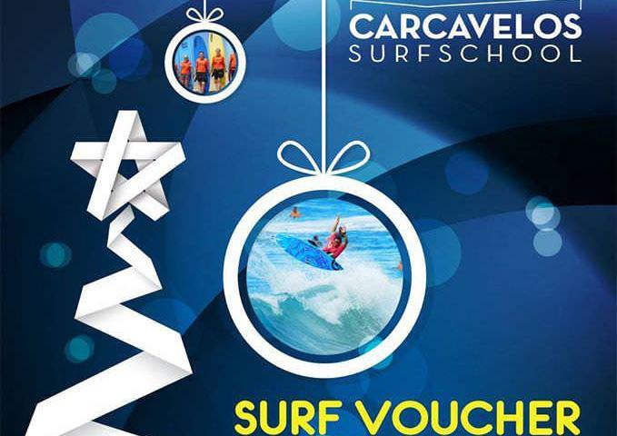 Surf Voucher - Ofereça um surf Voucher